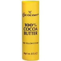 COCOCARE 100% COCOA BUTTER STICK 1oz