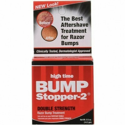 HIGH TIME BUMP STOPPER -2 DOUBLE STRENGTH  2oz