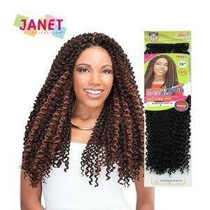 JANET MAMBO TWIN WATER WAVE 18""