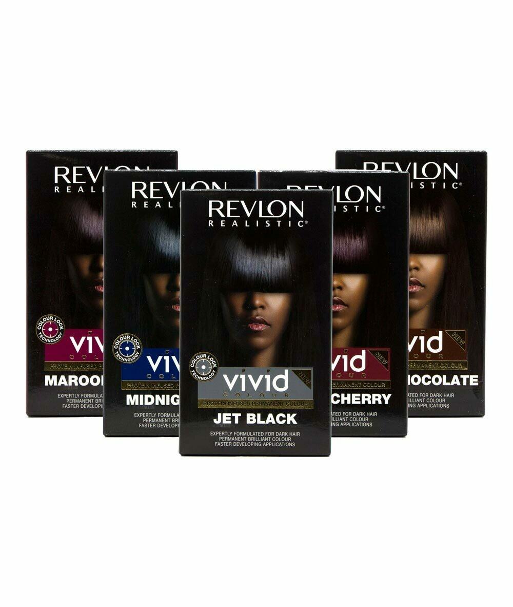 REVLON REALISTIC VIVID HAIR COLOR