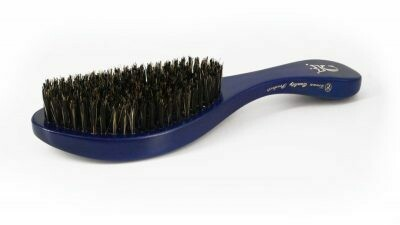 CROWN QUALITY 360 GOLD CROWN WAVE BRUSH MEDIUM #777 - ROYAL BLUE