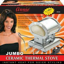 ANNIE JUMBO CERAMIC THERMAL STOVE #5526