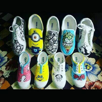 Custom Shoe