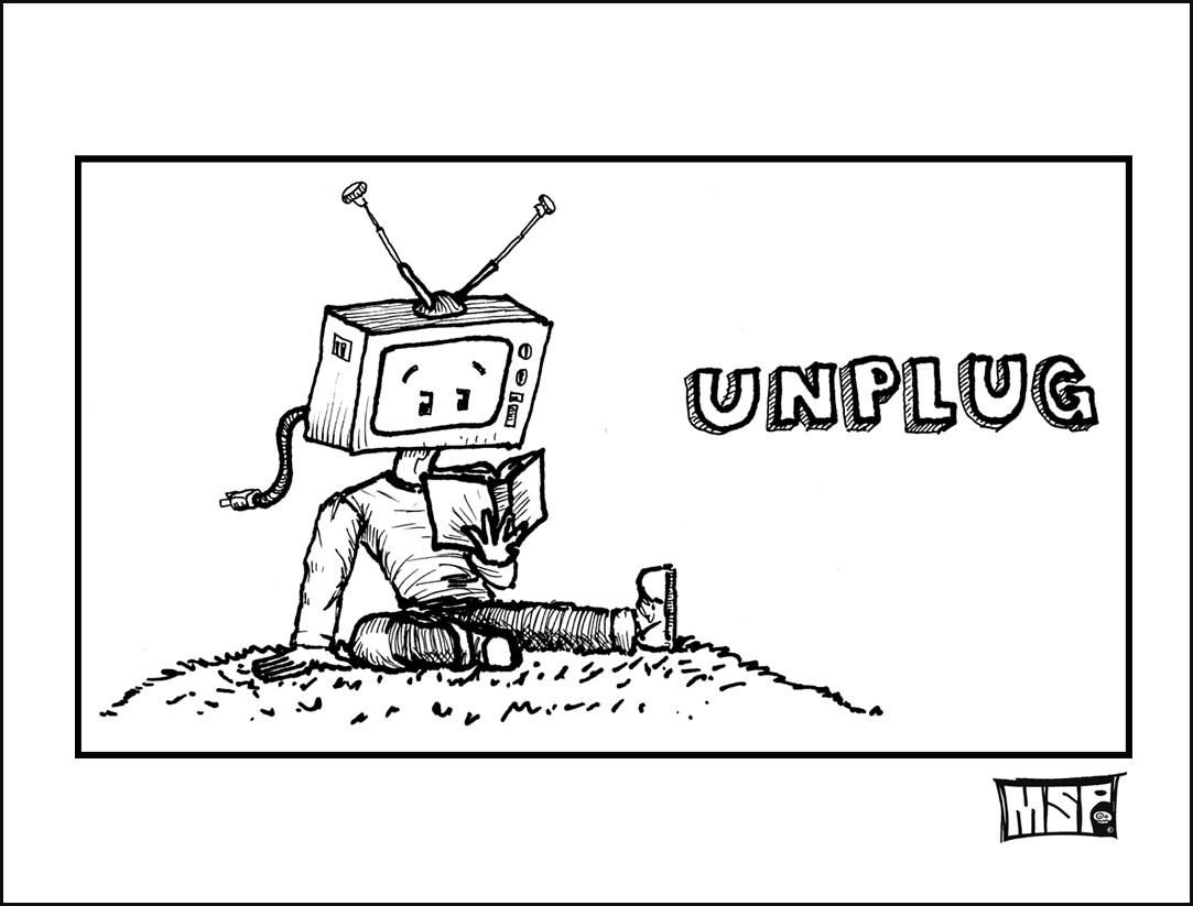 Unplug - Single Card
