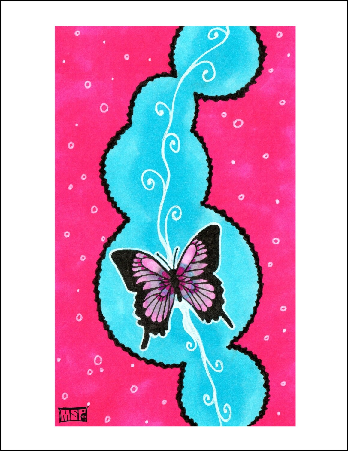 Butterfly - Boxed Cards