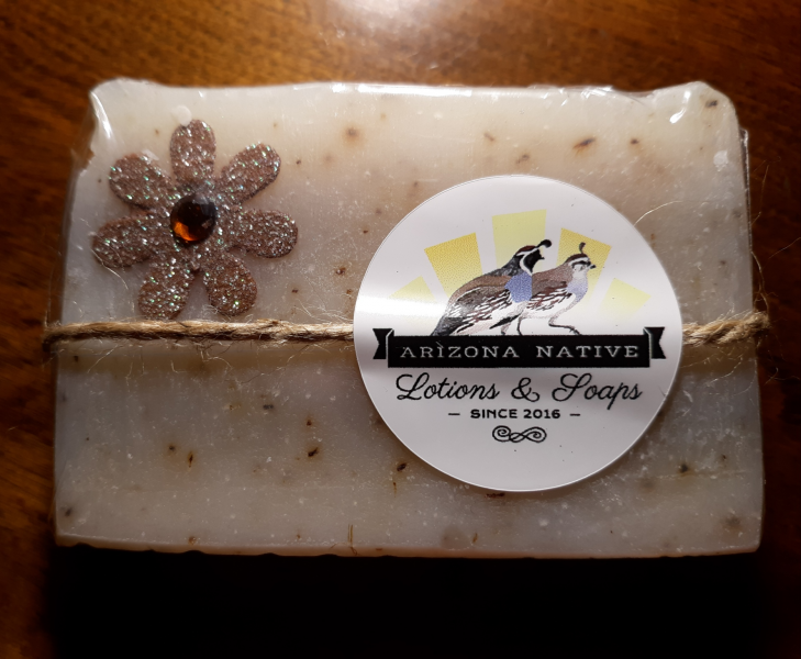 Abbey's Patchouli Soap