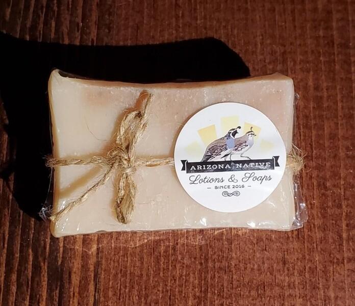 Breanna's Vanilla Soap