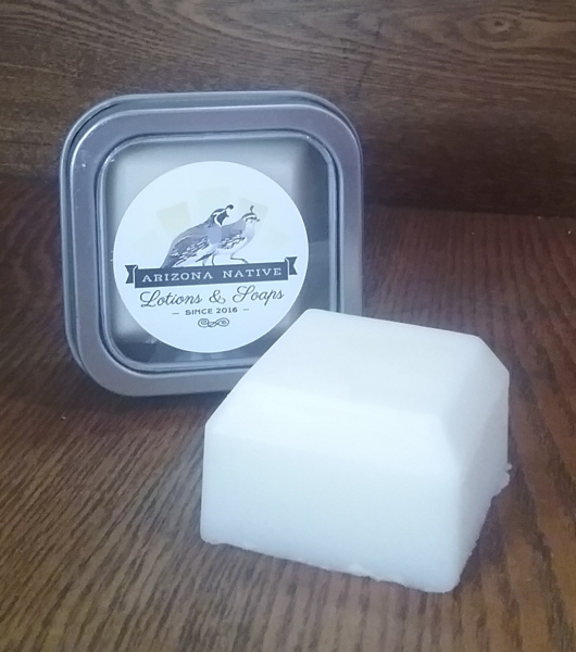 Mike's Eucalyptus Lotion Bar