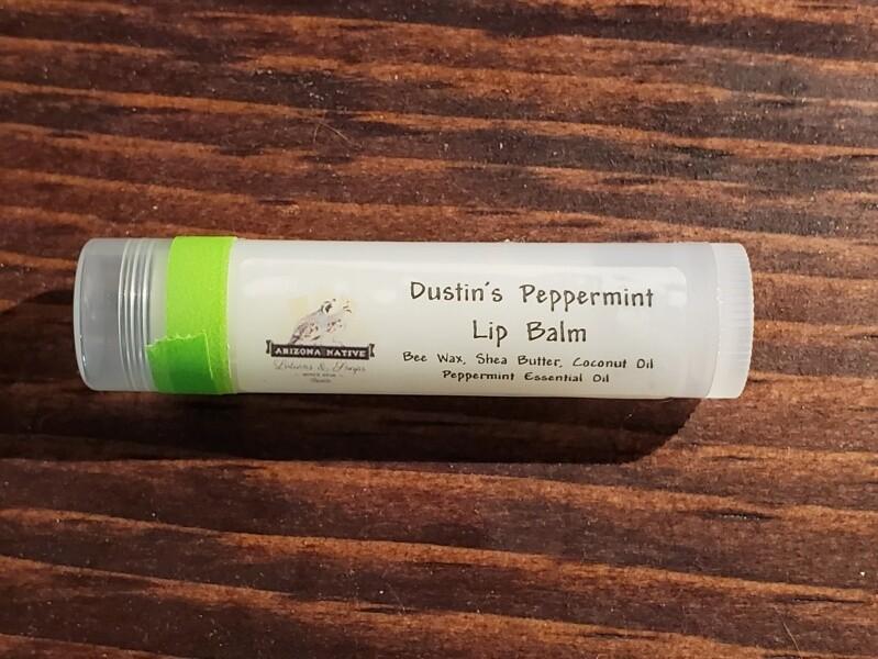 Dustin's Lip Balm