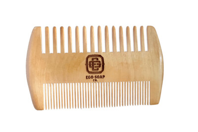 Double-Sided Beard Comb