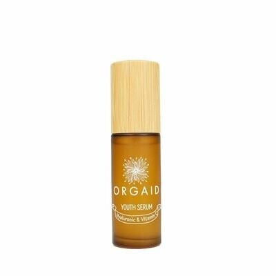 ORGAID Youth Serum, Hyaluronic & Vitamin-C