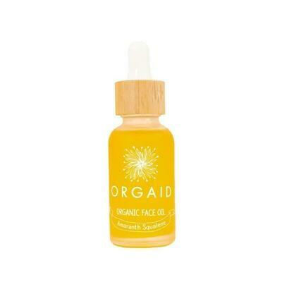 ORGAID Face Oil, Amaranth Squalene