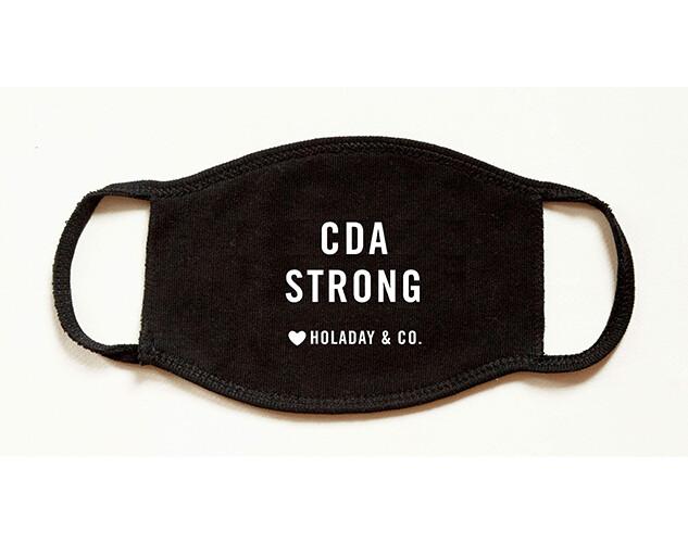 Apolis- CDA Strong Face Mask
