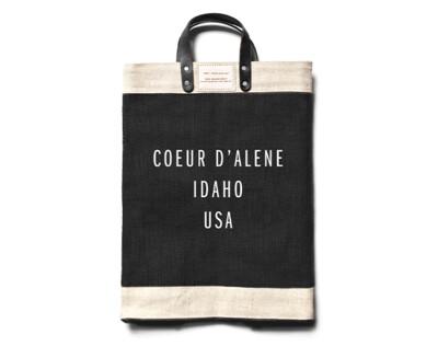 Apolis - Black CDA Market Bag