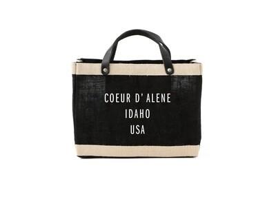 Apolis - Black Petite CDA Market Bag