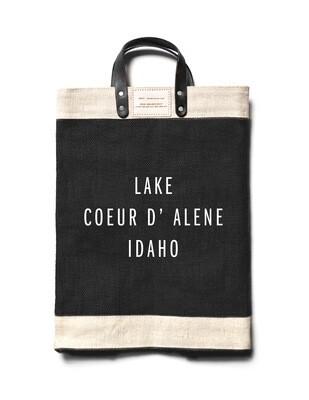 Apolis - Black Lake CDA Market Bag