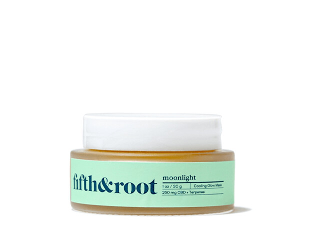 Moonlight Cooling Glow Mask - Fifth & Root