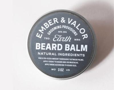 Beard Balm - Earth