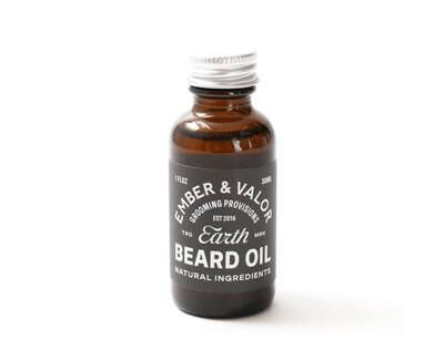 Beard Oil - Earth