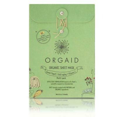 Orgaid Multi-Pack Sheet Mask