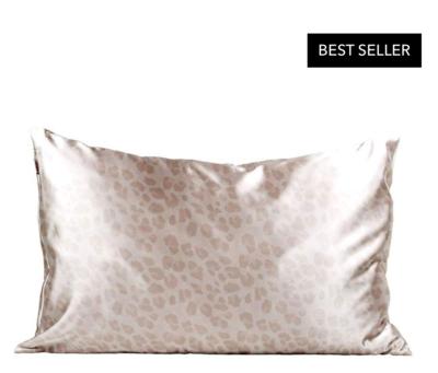 Satin Pillow Case - Leopard