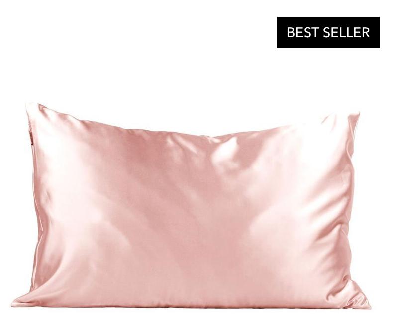 Satin Pillow Case - Blush
