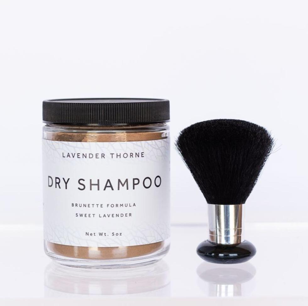 Brunette Dry Shampoo by Lavender Thorne