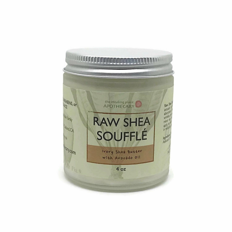 Raw Shea Souffle