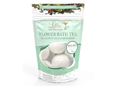 Mini Bath Bombs - Flower Tea