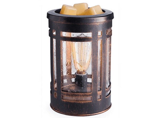 Mission Edison Bulb Illumination