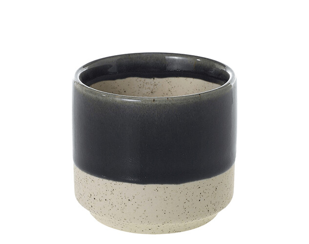 Build Your Own Candle - 6oz Black Dipped Jar