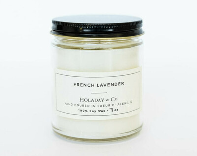 Build Your Own Candle - 7oz Clear Jar