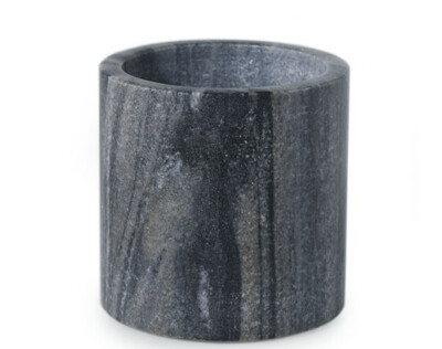Build Your Own Candle - 10oz Grey Marble