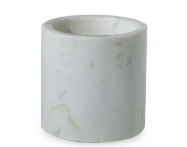 Build Your Own Candle - 10oz White Marble