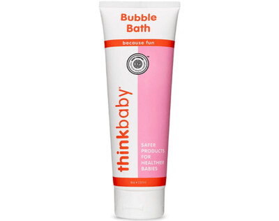THINK Baby Bubble Bath 8oz
