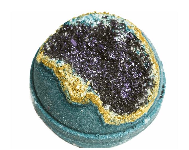Obsidian – Geode Bath Bomb