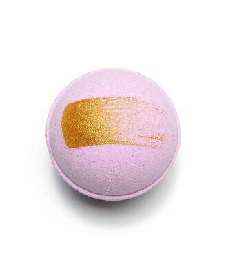 Lavender – Hand Decorated Bath Bomb