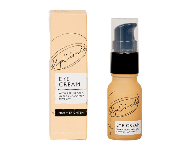 Eye Cream with Maple and Coffee Extract - UpCIrcle