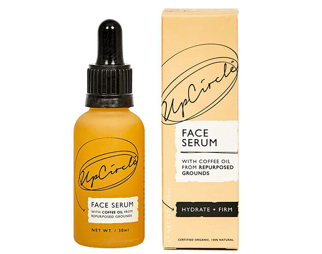 Organic Facial Serum with Coffee Oil - UpCircle
