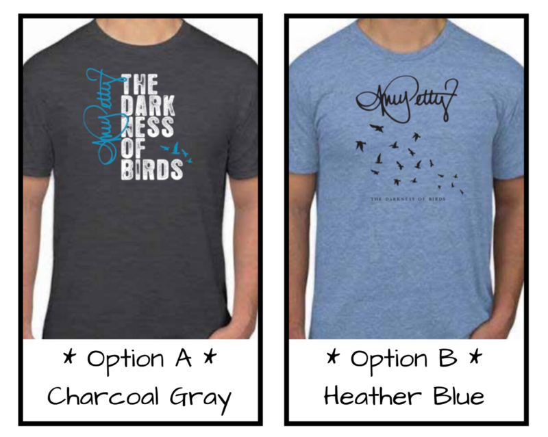 Official Amy Petty T-Shirts