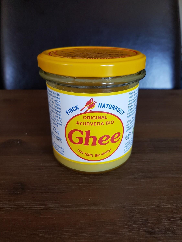 Ghee Biologique - pot de 220 gr Beurre clarifié - traditionnel Indien