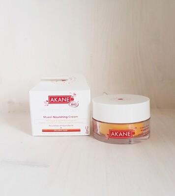 Crème Muesli Bio peau sèche Akane