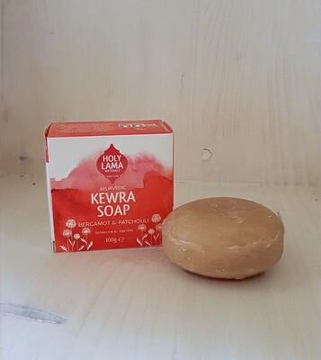 Savon au Noix de coco Holy Lama  Pain de 100 gr