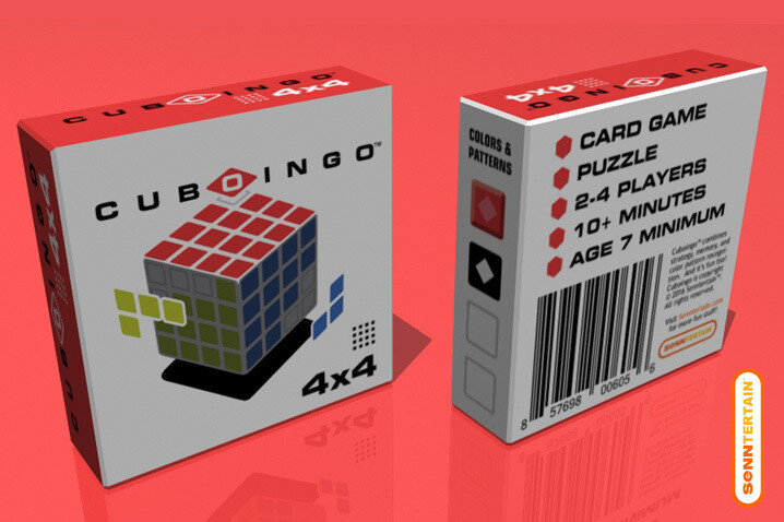 Cuboingo - 4x4