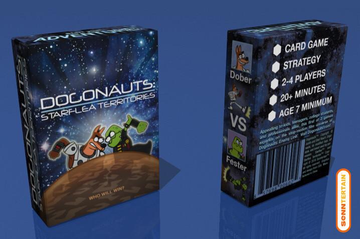 Dogonauts: Starflea Territories