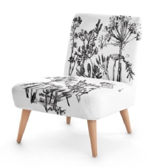 Meadow Muse Sustainable Occasional Chair