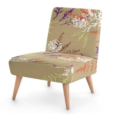 Autumn Fern Sustainable Occasional Chair