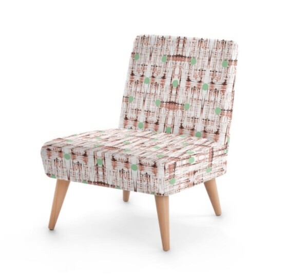 'Woodland Weave' Sustainable Occasional Chair