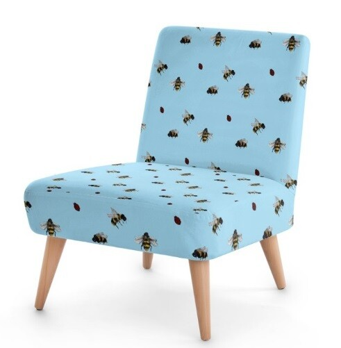 Buzzy Bees Sustainable Occasional Chair