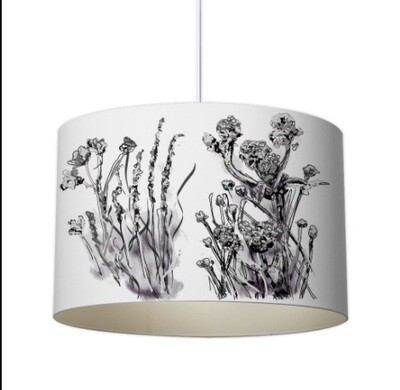 Meadow Muse Organic Lampshade
